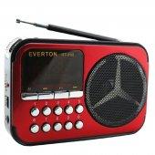 Everton Rt 808 Şarjlı Usb+sd Kartlı Radyo