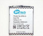Sp Tech Casper M2 Batarya Pil 3.7v 3000 Mah