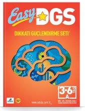 Easy Dikkati Güçlendirme Seti 3 6 Yaş A
