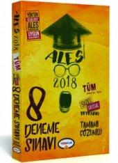 2018 Yediiklim Ales 8 Li Deneme Fasikül