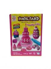 Kinetik Kum Magic Sand Pasta Dükkanı