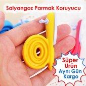 Agubugu Baby Parmak Sıkışması Engelleyici Sarı