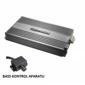 Soundmax Sx 4100.4 5000w 4x100w Rms Profesyonel Anfi Bas Kumanda
