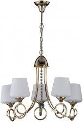 Aluna Lighting Parlak Sarı Avize Fcl 38120 5
