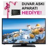 Regal 39r6012f 39 İnç Full Hd Uydu Alıcılı Smart Led Tv Tv
