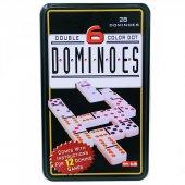 Domino Metal Kutulu