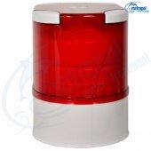 5 Aşamalı Su Arıtma Cihazı Pompalı Kapalı Kasa Prizma Kırmızı