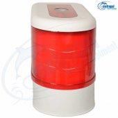 5 Aşamalı Pompalı Su Arıtma Cihazı Kapalı Kasa Kırmızı Krs 39