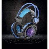 Piranha Gaming Headset Özel Tasarım Mikrofonlu Oyuncu Kulaklığı