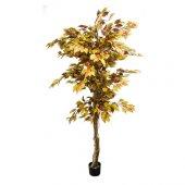 Loveq Yapay Ağaç Fıcus Sonbahar Ağacı 180 Cm