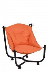 Pufumo Armut Bahçe Sandalyesi Turuncu