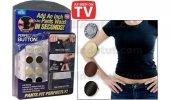 Perfect Fit Button Beden Büyülten Küçülten Düğme Seti