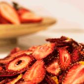 Kurutulmuş Çilek Atıştırmalık Kuru Meyve