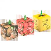 3 Lü Eko Paket Çilek,ananas,elma Atıştırmalık Kuru Meyve