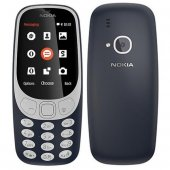 Nokia 3310 Dual Sim Tuşlu Cep Telefonu Lacivert