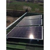 1 Kw Güneş Enerjisi Sistemi(4800 W Akü Kapasiteli)