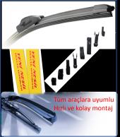 Hyundai Accent (2006 2011) Inwells Muz Silecek Takımı