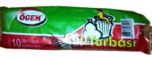 Jumbo Boy Çöp Torbası Çöp Poşeti 80*110 Cm 25 Pk 250 Adet