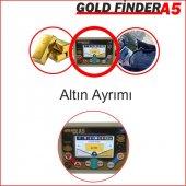 Gold Finder A5 Metal Dedektörü Ve Yeraltı Görüntüleme Sistemi