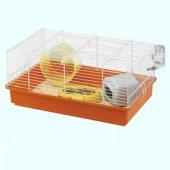 Criceti 2 White Mixed Mavi Beyaz Hamster Kafesi