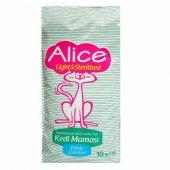 Alice Light & Sterilised Kilolu Ve Kısır Kediler İçin Mama 10 + 2