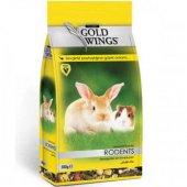 Gold Wings Classic Rodents Komple Kemirgen Yemi 500 Gr