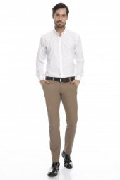 Erkek 711 R 08 Beyaz Pantolon