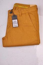 Erkek 735 Hardal Pantolon