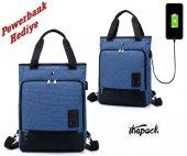 The Pack Tp2064 Sentinus Usb Bayan Laptop Çantası