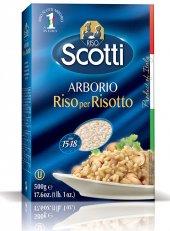 Scotti Riso Per Risotto Pirinç 500 Gr