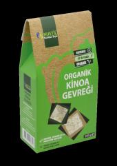 Organik Glutensiz Vegan Kinoa Gevreği 250 Gr