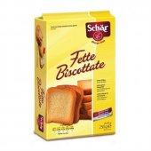 Schar Fette Biscottate Glutensiz Gevrek Ekmek 250 Gr