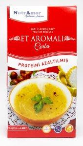 Nutramor Düşük Proteinli Vegan Ve Glutensiz Et Aromalı Çorba104gr