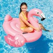 Intex 57558 Tutamaçlı Flamingo Ada (142 X 137 X 97 Cm.)