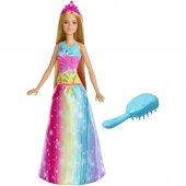 Mattel Barbie Dreamtopia Sihirli Saçlar Prensesi Frb12