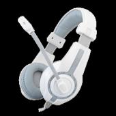 Snopy Rampage Sn R1 Oyuncu Beyaz Siyah Mikrofonlu Kulaklık