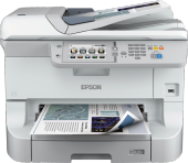 Epson Workforce Pro Wf 8510dwf Çok Fonksiyonlu A3 Yazıcı