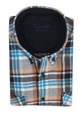 Cristallo Klasik Kışlık Oduncu Gömlek 651