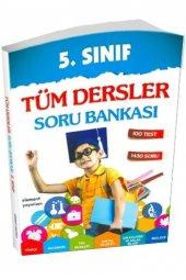 Element Yayınları 5. Sınıf Tüm Dersler Soru Bankası