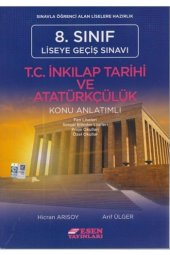 Esen Yayınları 8. Sınıf Lgs T.c. İnkılap Tarihi Ve Atatürkçülük