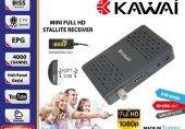 Kawai Kw 6950 Fhd Wıfı Uyumlu Uydu Alıcı 1080p