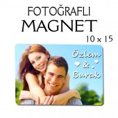 Fotoğraflı Magnet 20 Adet