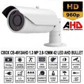 Cbox Cb 4913ahd 1.3 Mp 2.8 12mm 42 Led Ahd Bullet Kamera