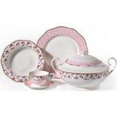 Korkmaz Pearl Finebone Porcelain Yemek Takımı A8254