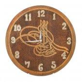 Osmanlı Tuğra Modeli Saat