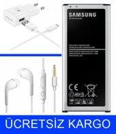 Samsung Galaxy Alpha Batarya Pil G850 + Şarj Aleti + Kulaklık
