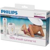 Philips Hp6540 00 3&#039 Ü 1 Arada Epilasyon Seti (Epilatör Mini Epilatör Işıklı Cımbız)
