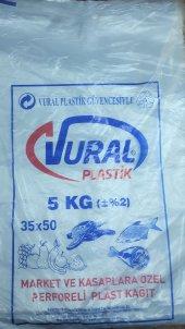 Plast Kağıt Perforeli 35 X 50 Cm Koli 25 Kg