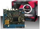 Afox Ih61 Ma Intel Lga1155 H61 Ddr3 Microatx Anakart
