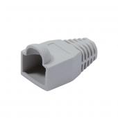 Logilink Mp0005 Konnektör Kılıfı, Gri 100 Adet